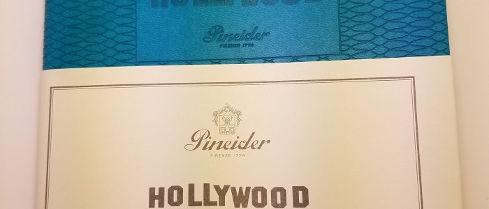 Pineider Hollywood A5 Journal