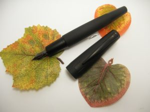 Faber-Castell e-motion Pure Black Fountain Pen