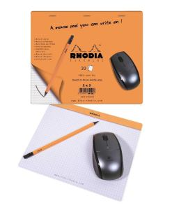 Rhodia Paper Mouse Pad