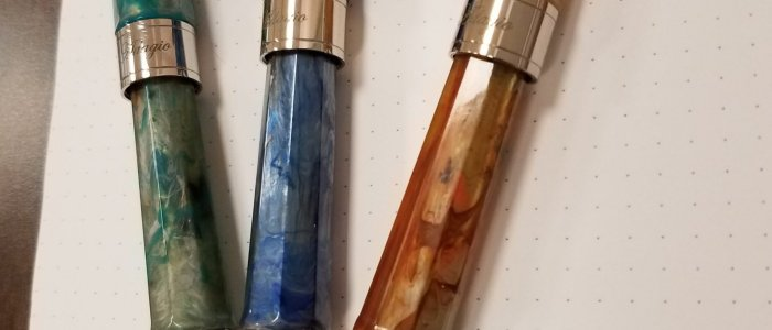 Stipula Adagio Fountain Pen