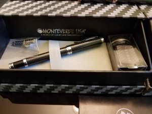Monteverde Innova 20th Anniversary Collection Fountain Pen
