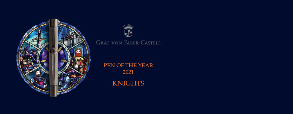 Graf von Faber-Castell Pen Of The Year 2021 Knights