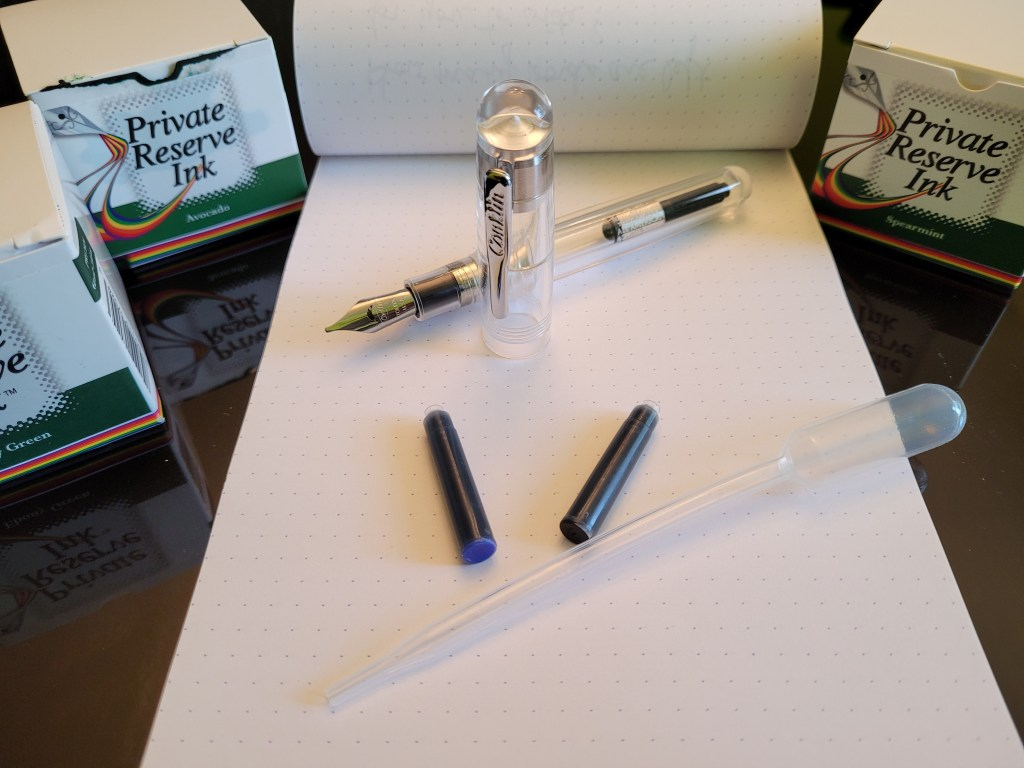 Conklin All American Demo Fountain Pen