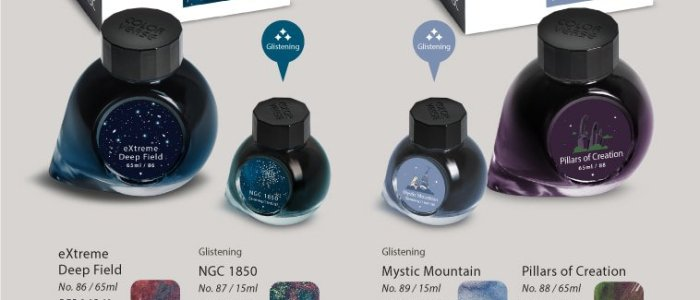 Colorverse Season 7 Ink Collection