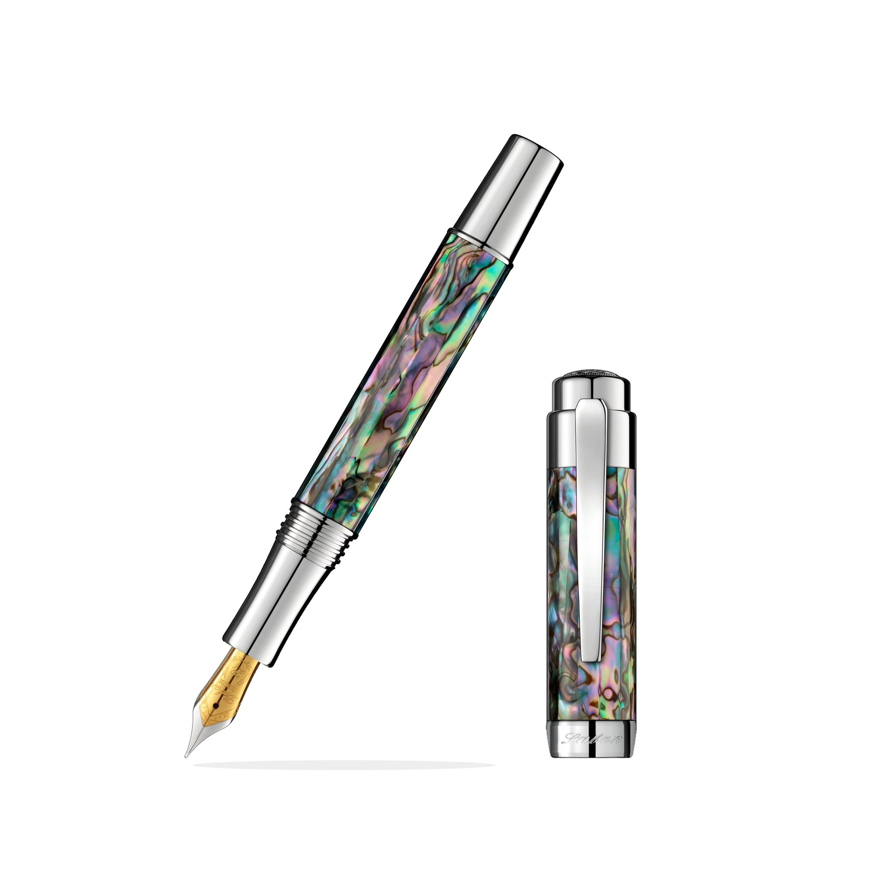 Laban Abalone Pen Collection