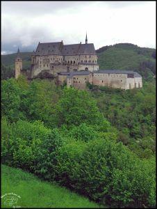 Besuch bei Freunden in Luxemburg