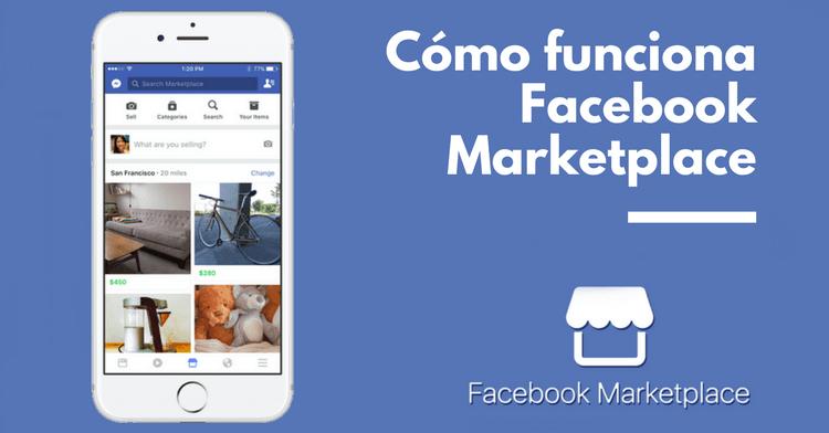 como funciona facebook marketplace