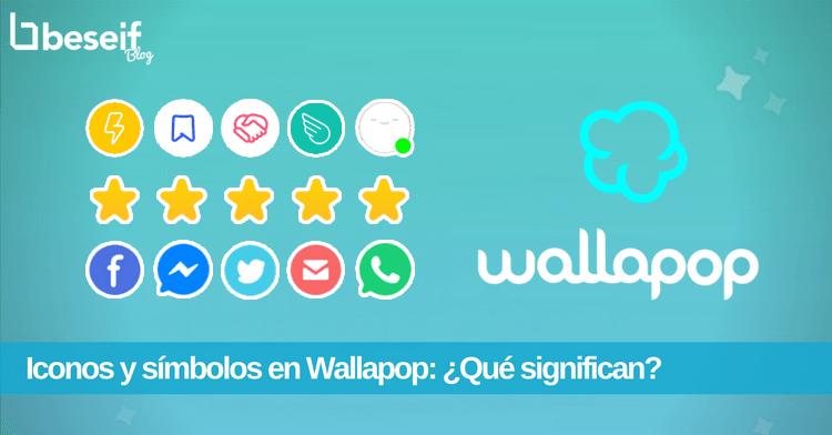 iconos wallapop