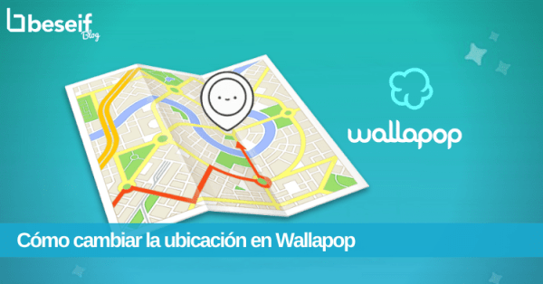 cambiar ubicacion en wallapop