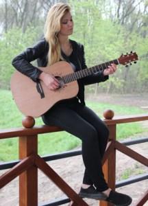 Magdalena Kowalczyk Fingerstyler