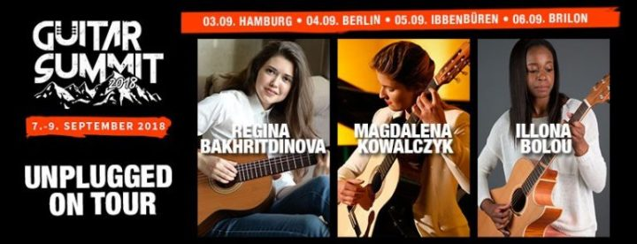 Guitar Summit Unplugged Tour