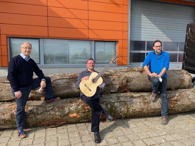 Duke Guitars ab sofort Teil der Reinhardt GmbH