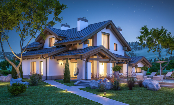 The Many Advantages of Using Low Voltage Landscape Lighting