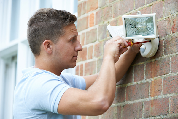 Proper outdoor lighting adds safety and security to your home
