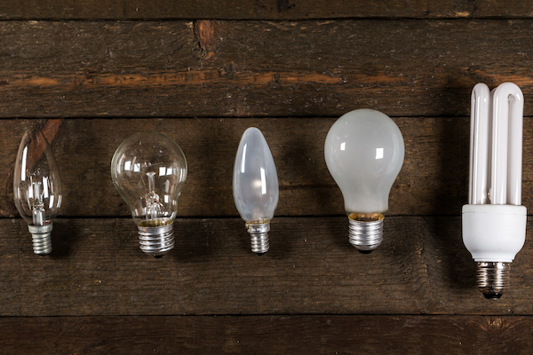 What are your lightbulb choices?