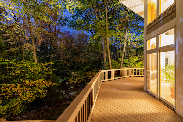 Steps to enjoying your deck this autumn