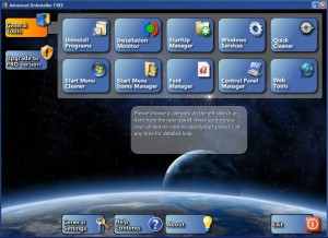 Advanced Uninstaller freee 300x218 Advanced Uninstaller FREE
