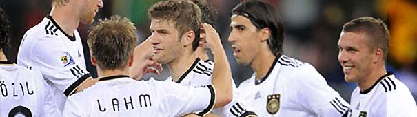 Deutschland Nationalmannschaft