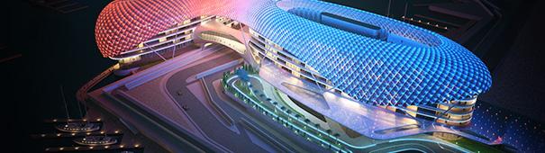 Formel 1 Grand Prix von Abu Dhabi