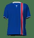 Fußball EM 2016 - Trikot Island