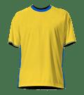 Fußball EM 2016 - Trikot Schweden