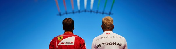 F1 Grand Prix Italien Monza