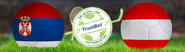 TrustBet Serbien - Österreich