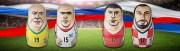 Blog Header WM Viertelfinale Schweden - England, Russland - Kroatien