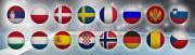 Handball-EM Damen 2018 in Frankreich