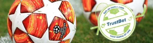 TrustBet Champions League Blog Header