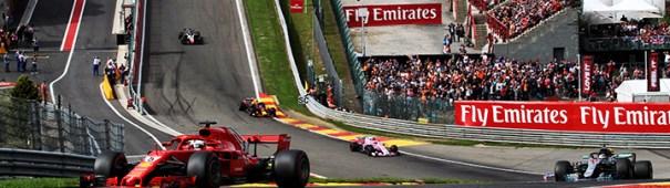 F1 GP Belgien