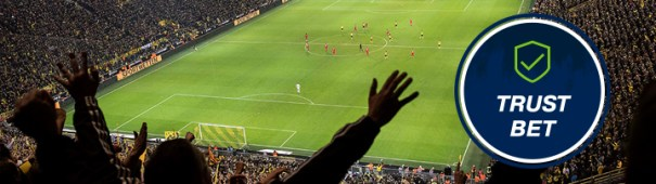 TrustBet Blog Header Fußball Top-Ligen