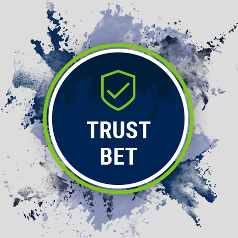 bet at home TrustBet Stempel