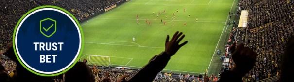Blog Header TrustBet Fußball