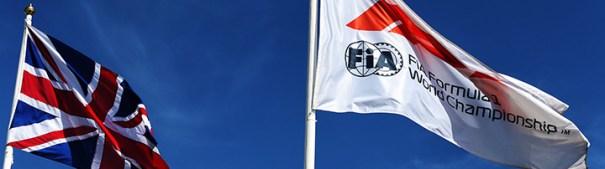Formel 1 Grand Prix Silverstone