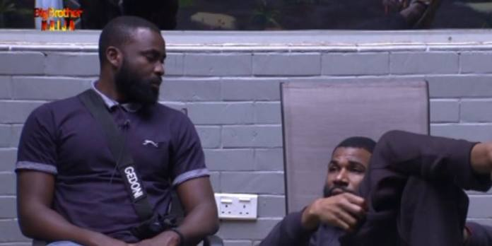 Mike Expresses Fear Over Seyi's Return To The #Bet9jaBBN House