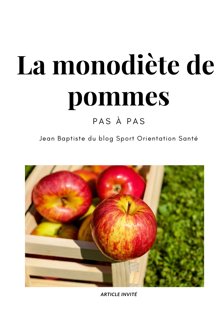 la monodiete de pommes blog betilami