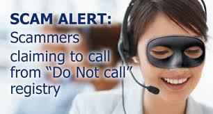 call scam