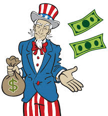 Uncle Sam IRS