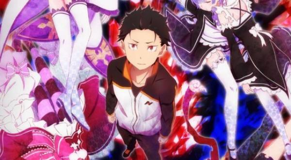 Critique anime Re:Zero