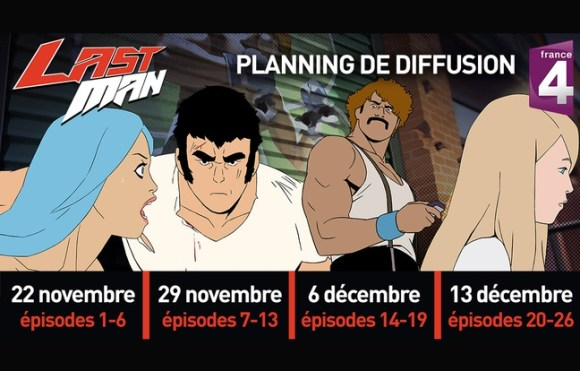 Planning des diffusions