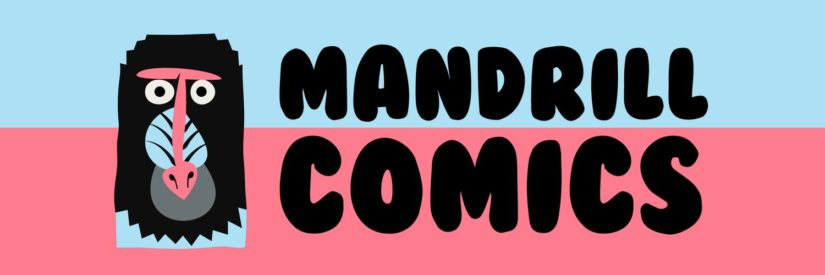 Mandrillcomics – Nouvelle plateforme du webcomics
