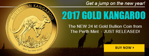 2017 gold kangaroo banner