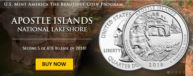 Apostle Island ATB coin banner