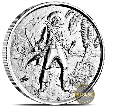 BGASC 2 ounce pirate captain front