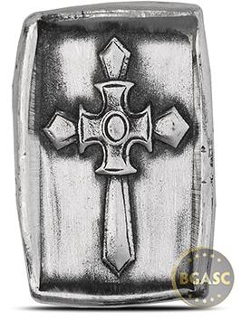 MK Barz Silver Knights templar front