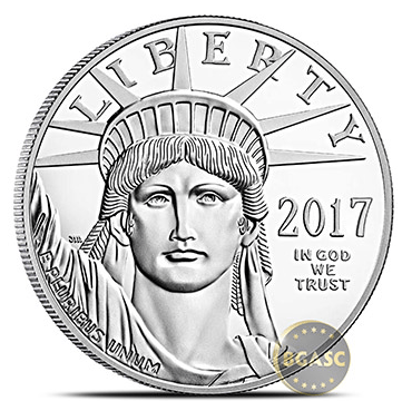2017 platinum eagle bgasc