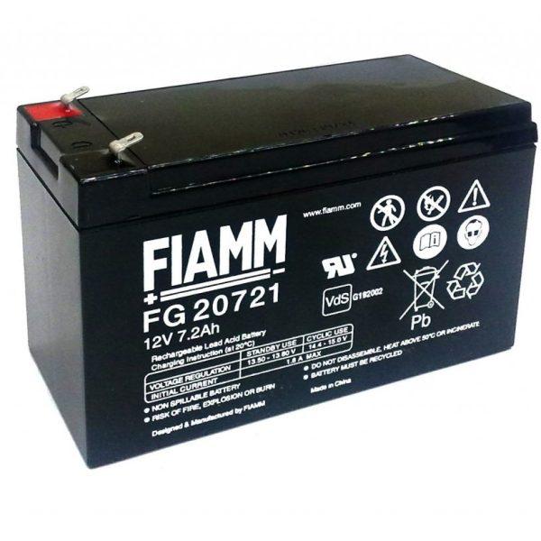 batteria fiamm amazon