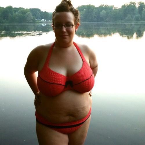 Anne im Panache Britt Neckholder Bikini