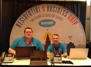 Bicom Systems at Canwisp
